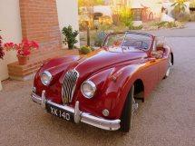FOR SALE - 1957 Jaguar xk140dhc