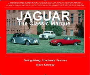 Jaguar The Classic Marque, Steve Kennedy, Rocky Mountain Jaguar Club