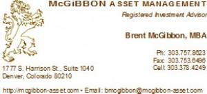 McGibbon Asset Management