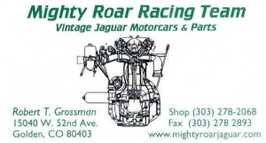 Mighty Roar Jaguar, Rocky Mountain Jaguar Club