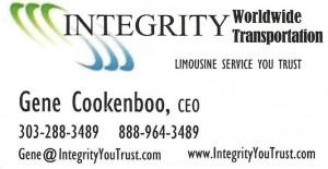 Integrity Worldwide Transportation, Rocky Mountain Jaguar Club