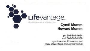 Cyndi Mumm, Rocky Mountain Jaguar Club